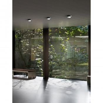 Perenz Plafoniera a LED moderna per esterni/interni in alluminio in varie colorazioni Fanale  Lumen 320 3000k Luce Calda  6771