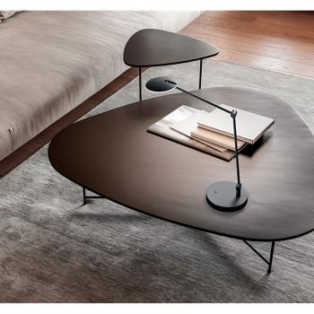 Perenz Lampada a Led da tavolo e da scrivania orientabile in metallo in stile moderno Joint  Lumen 620 3000k Luce Calda  6822