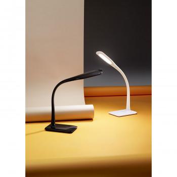 Perenz Lampada da tavolo LED dimmerabile struttura orientabile di design moderno Mamba  Lumen 400 3000k Luce Calda  6872