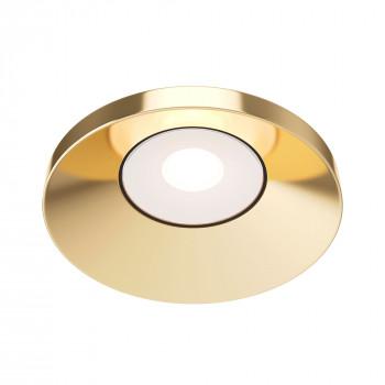 Maytoni Faretto da incasso rotondo a LED con struttura in alluminio dal design moderno Kappell  Lumen 950 4000k Luce Naturale  DL040-L10