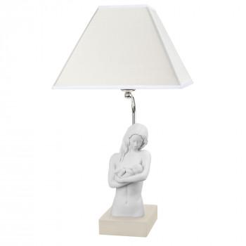 Bongelli Preziosi Lampada da tavolo moderna con scultura della maternità      ME1927