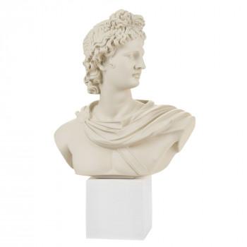 Bongelli Preziosi Busto di Apollo in stile moderno in varie colorazioni      ME1962