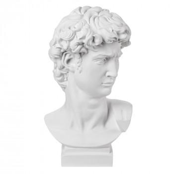 Bongelli Preziosi Busto di David grande in stile moderno in varie colorazioni con base      ME1961/2-