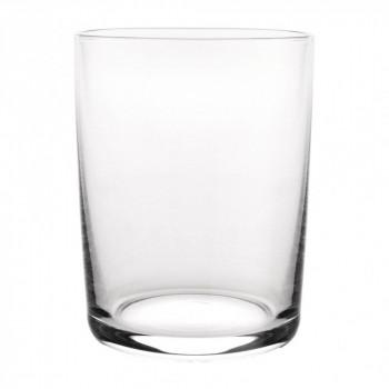 Alessi Bicchieri vini bianchi Set 4pz Glass Family Trasparente