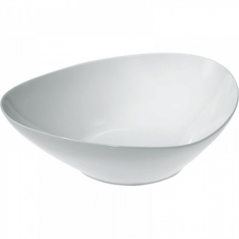 Alessi Insalatiera Colombina Collection Bianco    FM10/38