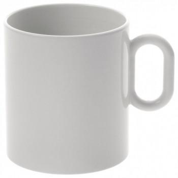 Alessi Mug Set 4pz  Dressed Bianco    MW01/89