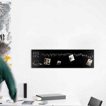 """Design Object Lavagna magnetica con calendario con magneti inclusi per foto e appunti """"KROK 2""""      IT402"""