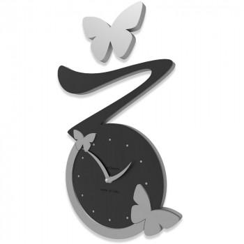 CalleaDesign Orologio da parete Farfalla     50-10-1