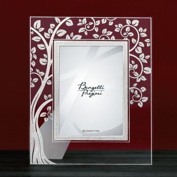 Bongelli Preziosi Portafoto da tavolo in vetro Albero