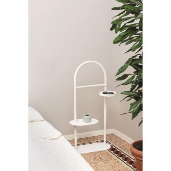 """Formae Servomuto in acciaio verniciato in stile moderno per camera da letto """"Archetto""""      ARCHUU"""