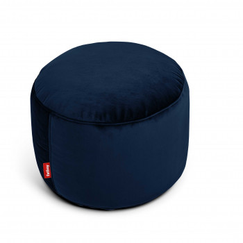 "Fatboy Pouf moderno da interni in velluto ""Point Velvet"""