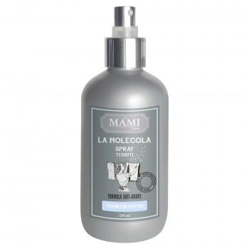 Mami Milano Profumatore spray per tessuti antiodore 250ml Fiori Bianchi     M-MOL.11