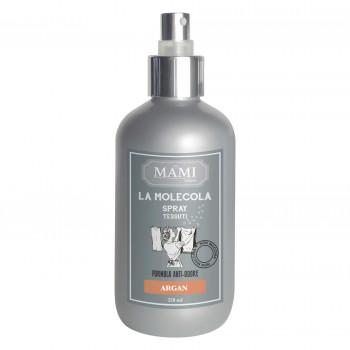 Mami Milano Profumatore spray per tessuti antiodore 250ml Argan     M-MOL.12