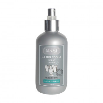 Mami Milano Profumatore spray per tessuti antiodore 250ml Coccole di Talco     M-MOL.04