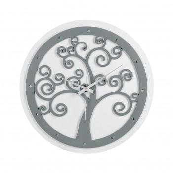 Bongelli Preziosi Orologio da parete con Albero Vita rotondo