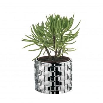 Bongelli Preziosi Vaso per pianta Intrecci  Argento