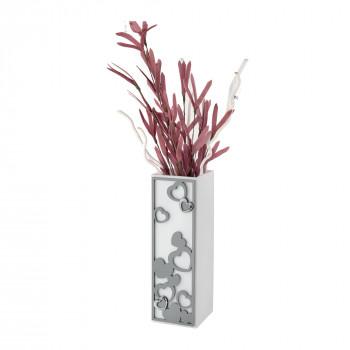 Bongelli Preziosi Vaso da salotto in stile moderno Cuori