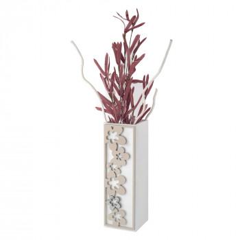 Bongelli Preziosi Vaso in stile moderno con Margherite stilizzate