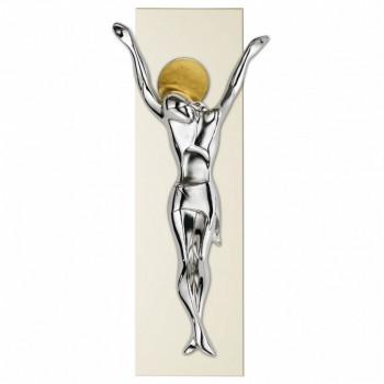 Bongelli Preziosi Crocifisso Cristo con pannello      ME255/