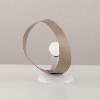 Be Light Abatjour da comodino con struttura in metallo dal design moderno ed elegante Primula     BL145-LT