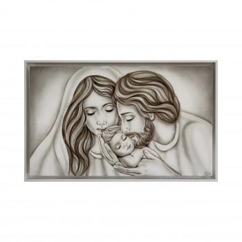 Art Maiora Capezzale moderno dipinto a mano su tela