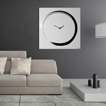 """Design Object Orologio da parete gigante in stile minimalista """"S-ENSO""""      IT607WBIG"""