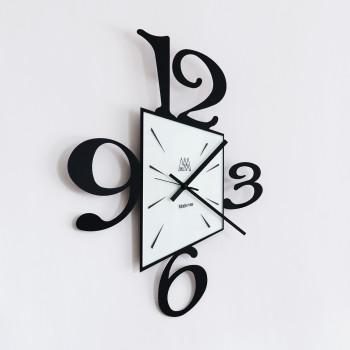 Arti e Mestieri Orologio da parete Piccolo Prospettiva