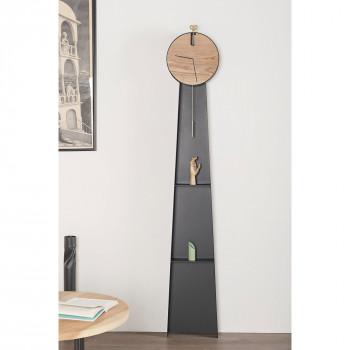 """Formae Orologio da parete a pendolo in acciaio verniciato in stile moderno """"Otto""""      OTTOUU"""