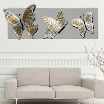Pintdecor Quadro Butterflies Deluxe 157x58      P4430