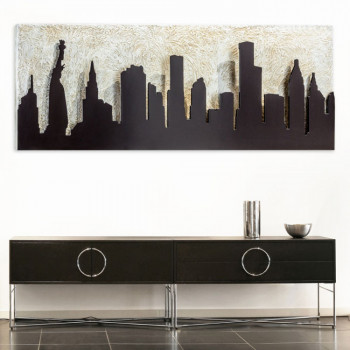 Pintdecor Quadro Manhattan 150x50      P4420