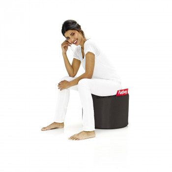 "Fatboy Pouf moderno da interni in nylon ""Point"""