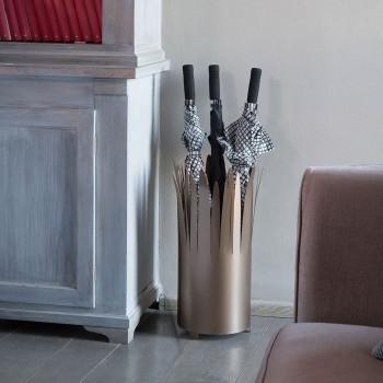 Arti e Mestieri Porta ombrelli in metallo in stile contemporaneo Sting     3280