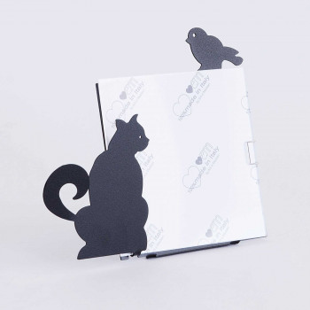 Arti e Mestieri Portafoto Gatto