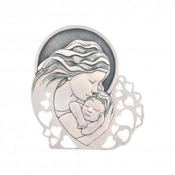 Bongelli Preziosi Capezzale sacro con Maternità in stile classico medio 22x24