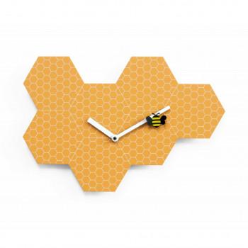 """Progetti Orologio da parete di design moderno """"Time2bee"""""""