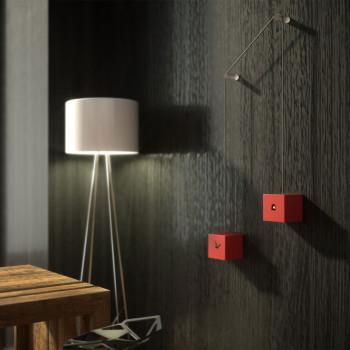 """Progetti Orologio da parete di design a pendolo con cucù """"Tutu"""""""