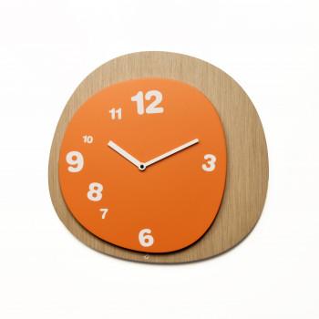"""Progetti Orologio da parete moderno in legno """"Woodie"""""""