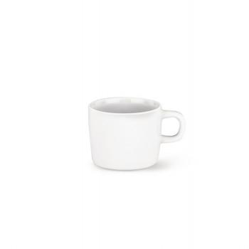 Alessi Set 4pz Tazze da caffè in porcellana PlateBowlCup Bianco    AJM28/76