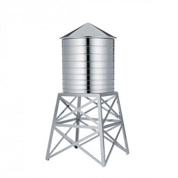 Alessi Contenitore per alimenti Water Tower in acciaio      DL02-