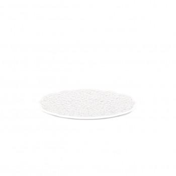 Alessi Sottotazza da caffè Set 4pz Dressed Bianco    MW01/77