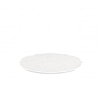 Alessi Sottotazza da tè Set 4pz Dressed Bianco    MW01/79