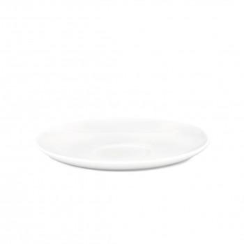 Alessi Sottotazza da tè Set 6pz Mami Bianco    SG53/79