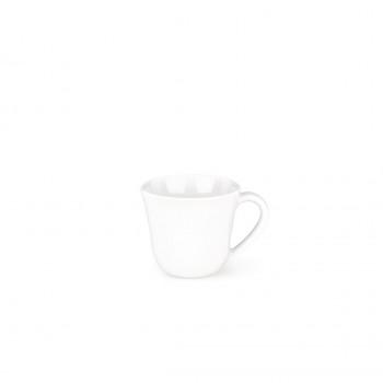 Alessi Tazza da caffè Set 4pz KU Bianco    TI05/76