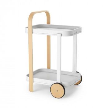 Umbra Carrello da portata da cucina con ruote dal design moderno ed elegante      1015392
