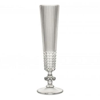 Baci Milano Calici Flute set 6pz Chic&Zen-Table Trasparente    ZGFL.ZEN01