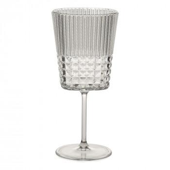 Baci Milano Bicchieri per vino set 6pz Chic&Zen-Table Trasparente    ZGWI.ZEN01