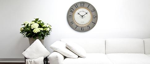 Orologi da parete moderni online for Orologi arredamento design