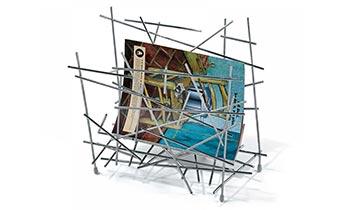 Portariviste da terra e da parete moderni e classici di design