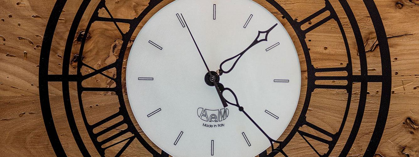 Arti e Mestieri orologi da parete