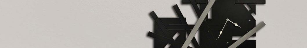 LAS Laser Art Style Orologi da Parete